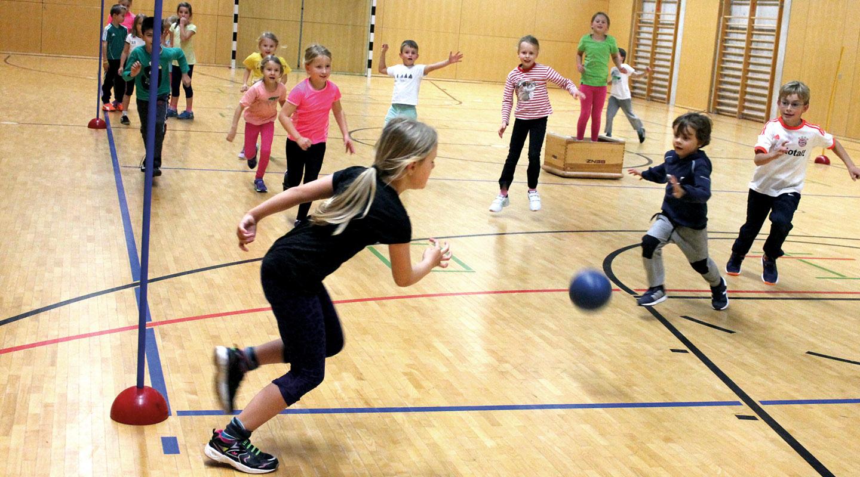Änderungen beim Kinderturnen und Funsport