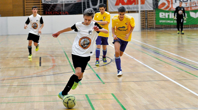 Fußball-Jugendturnier