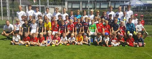 SV Waldeck Fußball-Camptage 2019